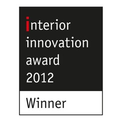 Interior innovation Award für Geberit Monolith